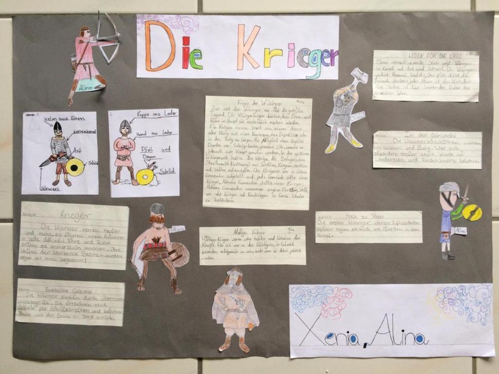 Westholz Grundschule Sachunterricht
